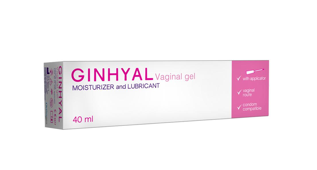 Ginhyal Vajinal Jel 40 ml