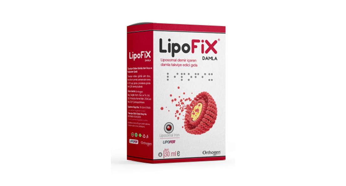 Lipofix 30 ML Drop