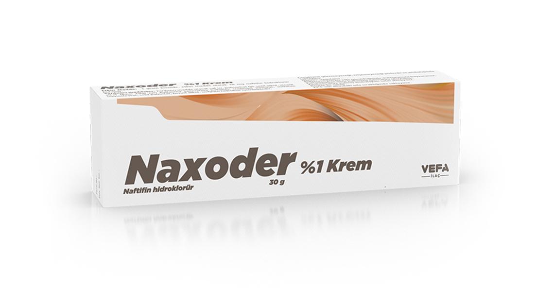 Naxoder %1 Krem