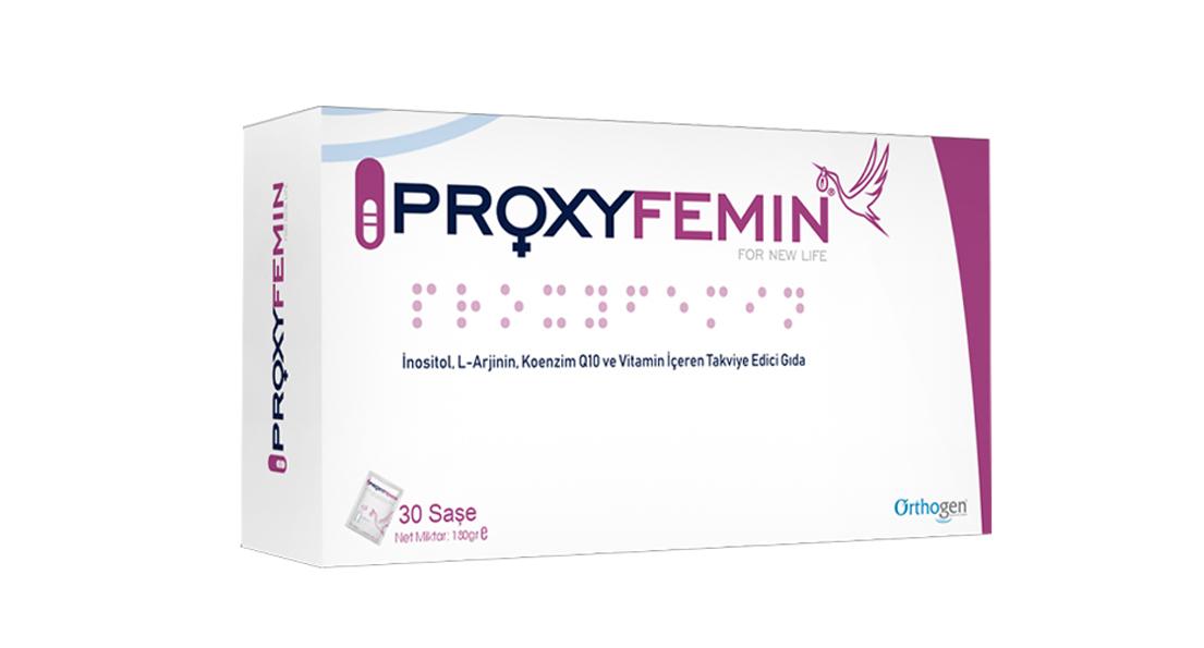 Proxywomen 30 Sachet