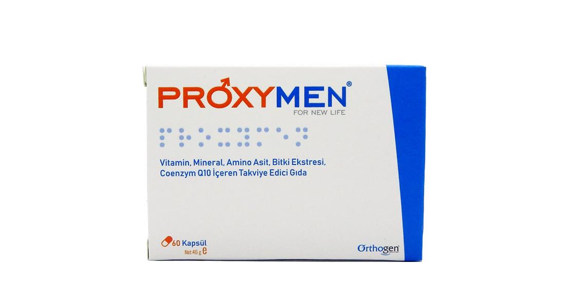 Proxymen 60 Kapsül